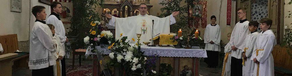 Vítejte na webu římskokatolické farnosti Zbraslavice